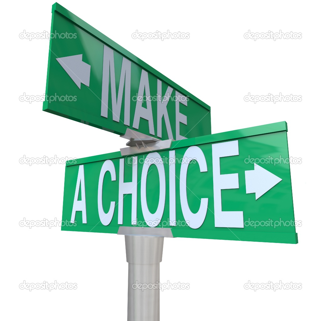Choice clipart future plans Plans five alternative make a