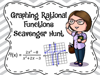 Choice clipart rational Rational with Functions Scavenger Scavenger