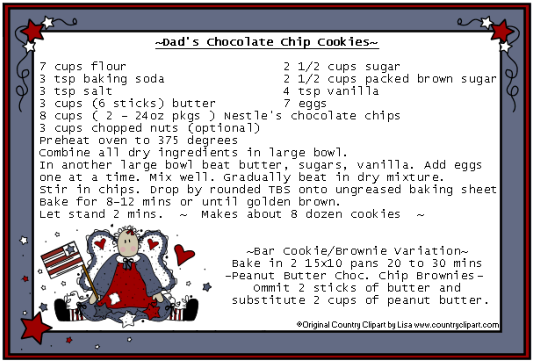 Choice clipart recipe Art  on Card Creator