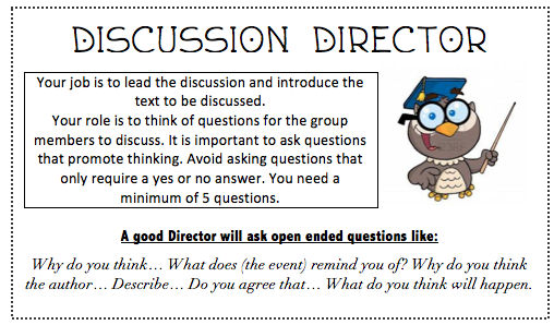 Choice clipart result discussion Circles a Predictor Director complete