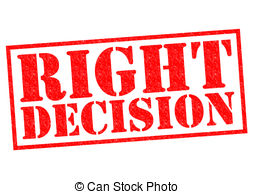 Choice clipart right decision Of RIGHT choice right decision