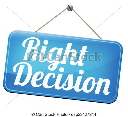 Choice clipart right decision Or Drawing choice choice or