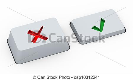 Choice clipart right wrong #8