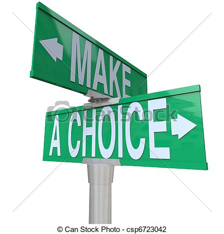 Choice clipart two road  Street Art Two Make