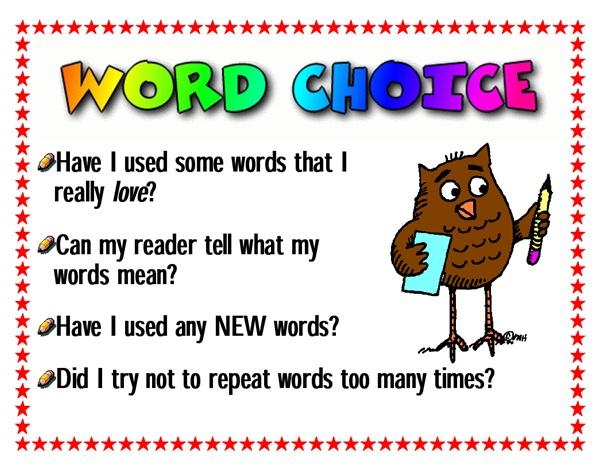 Choice clipart word #13