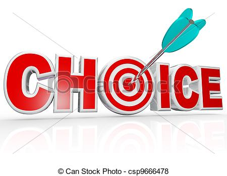 Choice clipart word Clip Art Word Download Choice