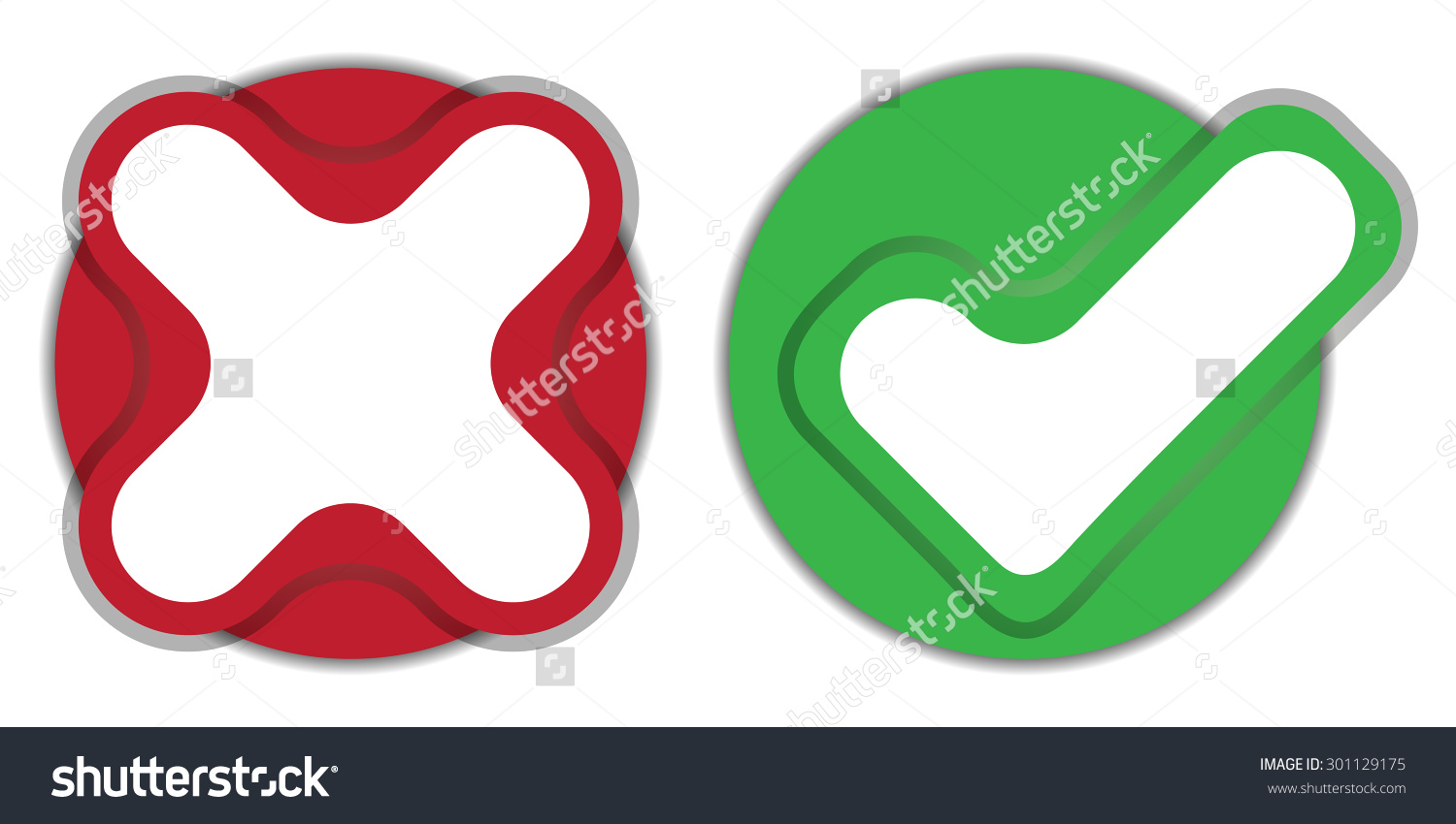 Choice clipart yes or no Collection Check Choice Yes red