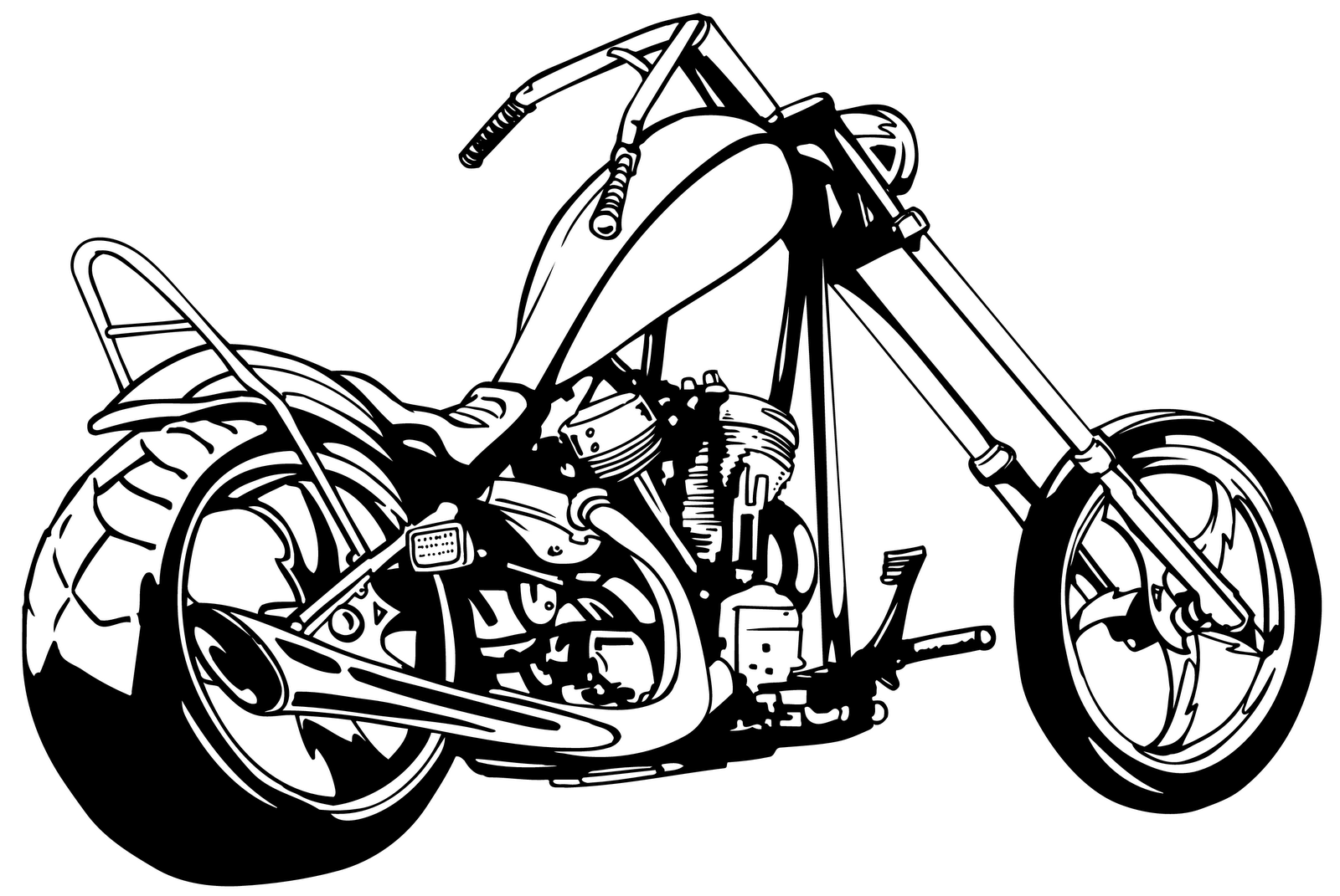 Chopper clipart Chopper Images chopper%20clipart Motorcycle Clipart