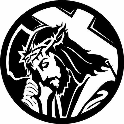 Christ clipart Clipart Cross Christ Christ