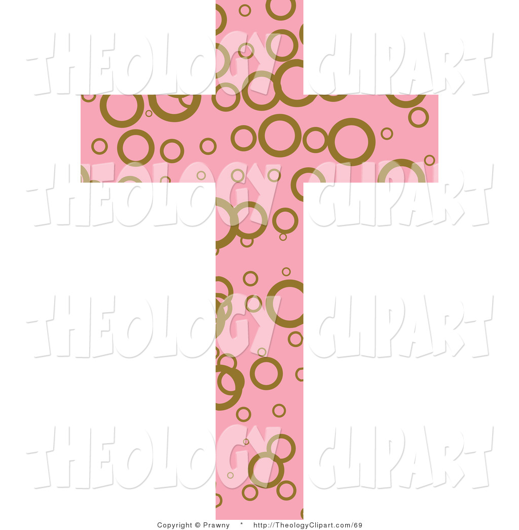 Christ clipart pink cross Circles Pink Cross Christian Cross