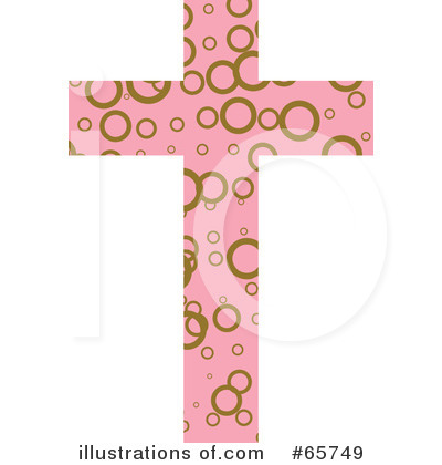 Christ clipart pink cross Clipart #65749 Royalty (RF) by