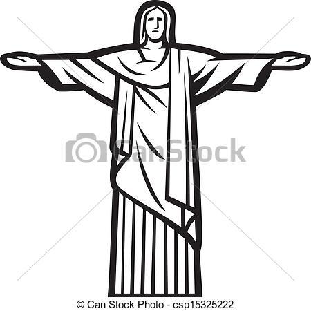 Christ The Redeemer clipart Christ  Redeemer the of