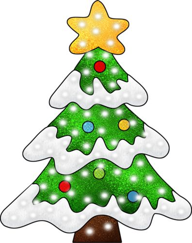 Christmas clipart CHRISTMAS TREE on Best 25+