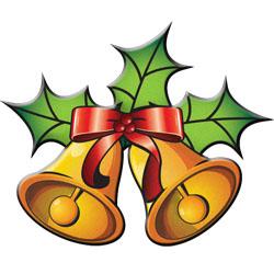 Candy Cane clipart christmas bell Clip Art Panda Art Clipart