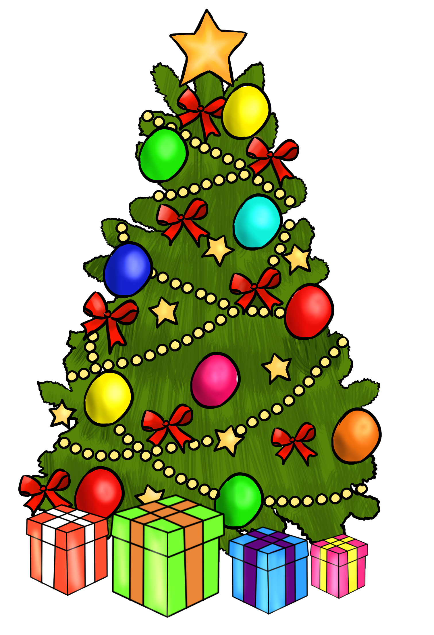 Christmas clipart Christmas clip art free large