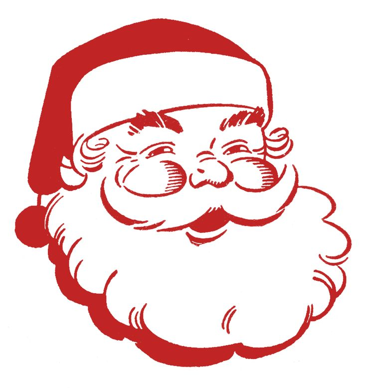 Sanya clipart belly Santa clip Christmas The on