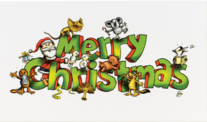 Merry Christmas clipart australian Collection australian clipart christmas Free
