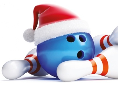 Bowling clipart santa claus Offer centers activities holiday centers