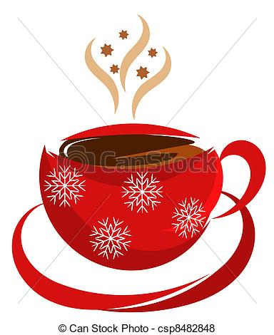 Hot Chocolate clipart cafe Cup Search  Vector coffee