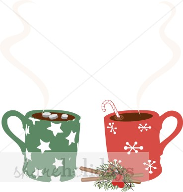 Hot Chocolate clipart holiday #7