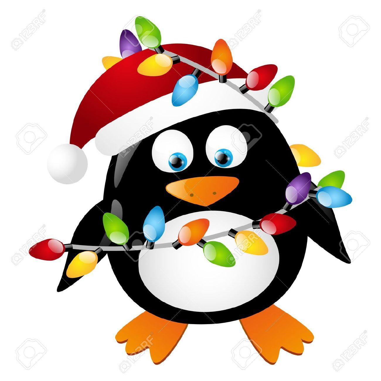 Sanya clipart penguin Light Bulbs Cliparts Penguin Vectors