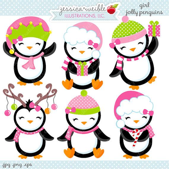 Penguin clipart reindeer Use OK Cute Commercial Cute