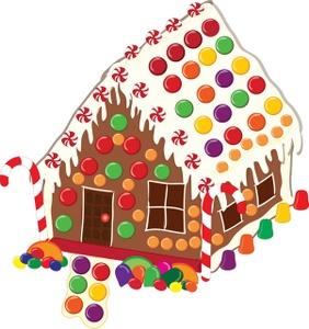 House clipart hous Art – Clip Christmas Clip