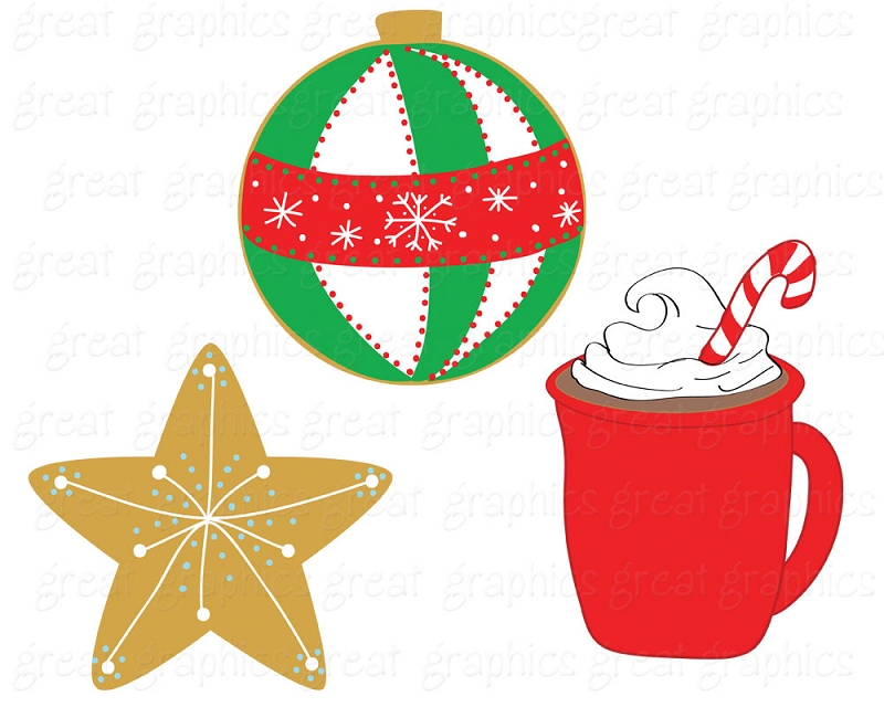 Hot Chocolate clipart holiday #2