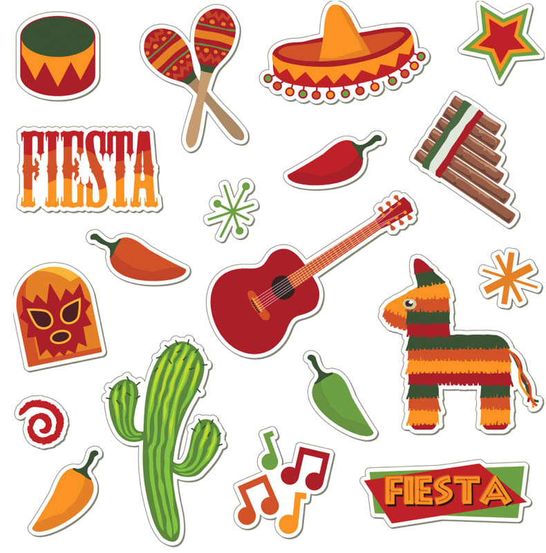 Decoration clipart mexican decoration Clipart Themed Clipart Themed Christmas