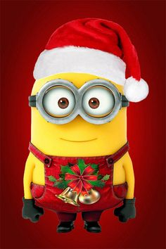 Despicable Me clipart christmas Minion Christmas you Download download