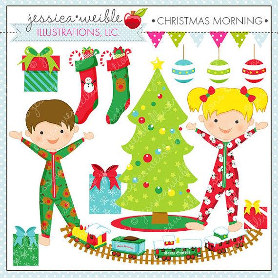 Morning clipart cute Il_570xn Digital  Personal Cute