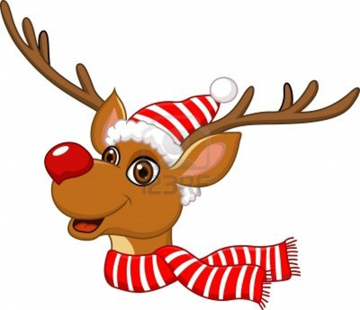 Merry Christmas clipart christmas parade Christmas Reindeer Christmas raideer graphics