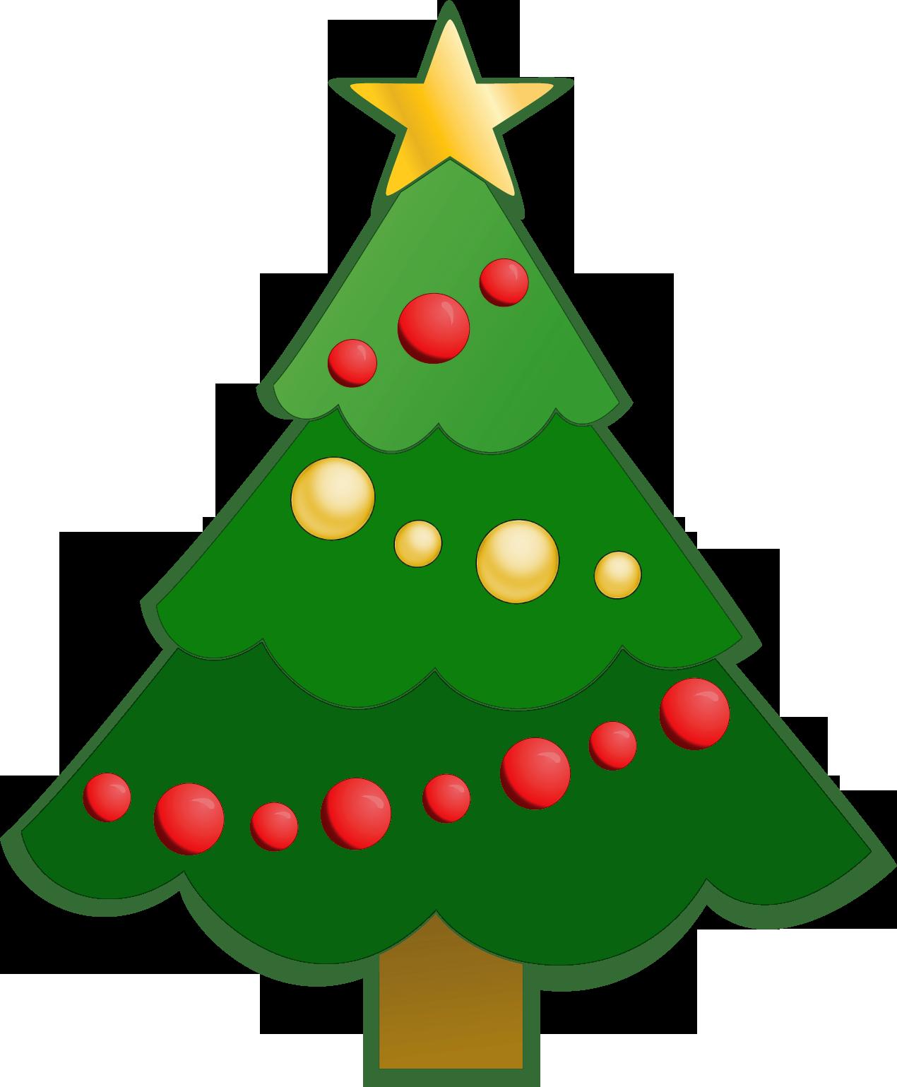 Christmas Tree clipart simple Free Simple Panda Clipart simple%20christmas%20tree%20clipart