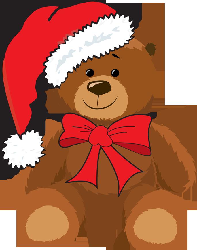 Teddy clipart xmas Teddy Christmas Cliparting bears clipart
