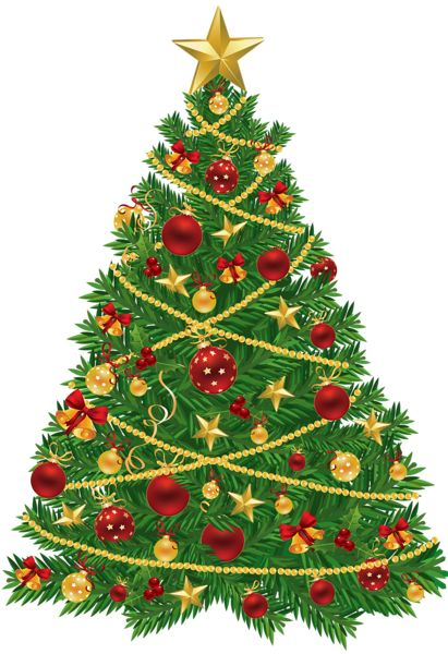 Christmas clipart transparent And Free Cliparts Large Christmas