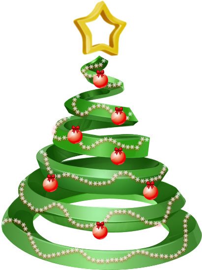 Christmas Tree clipart clear background Free Free Download Free Tree