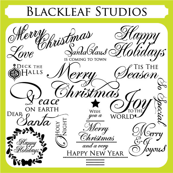 Christmas clipart word art Art Titles Word Art Scrapbooking