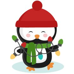 Christmas Lights clipart cute With PPbN Christmas (http://www with