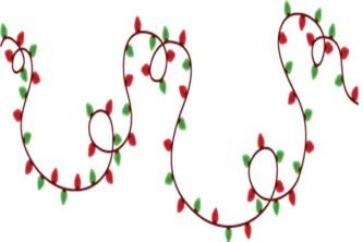 Christmas Lights clipart cute ClipartPen Corner Lights Clipart Clipart