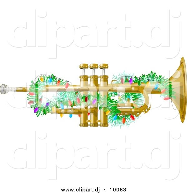 Musical clipart dj light #4