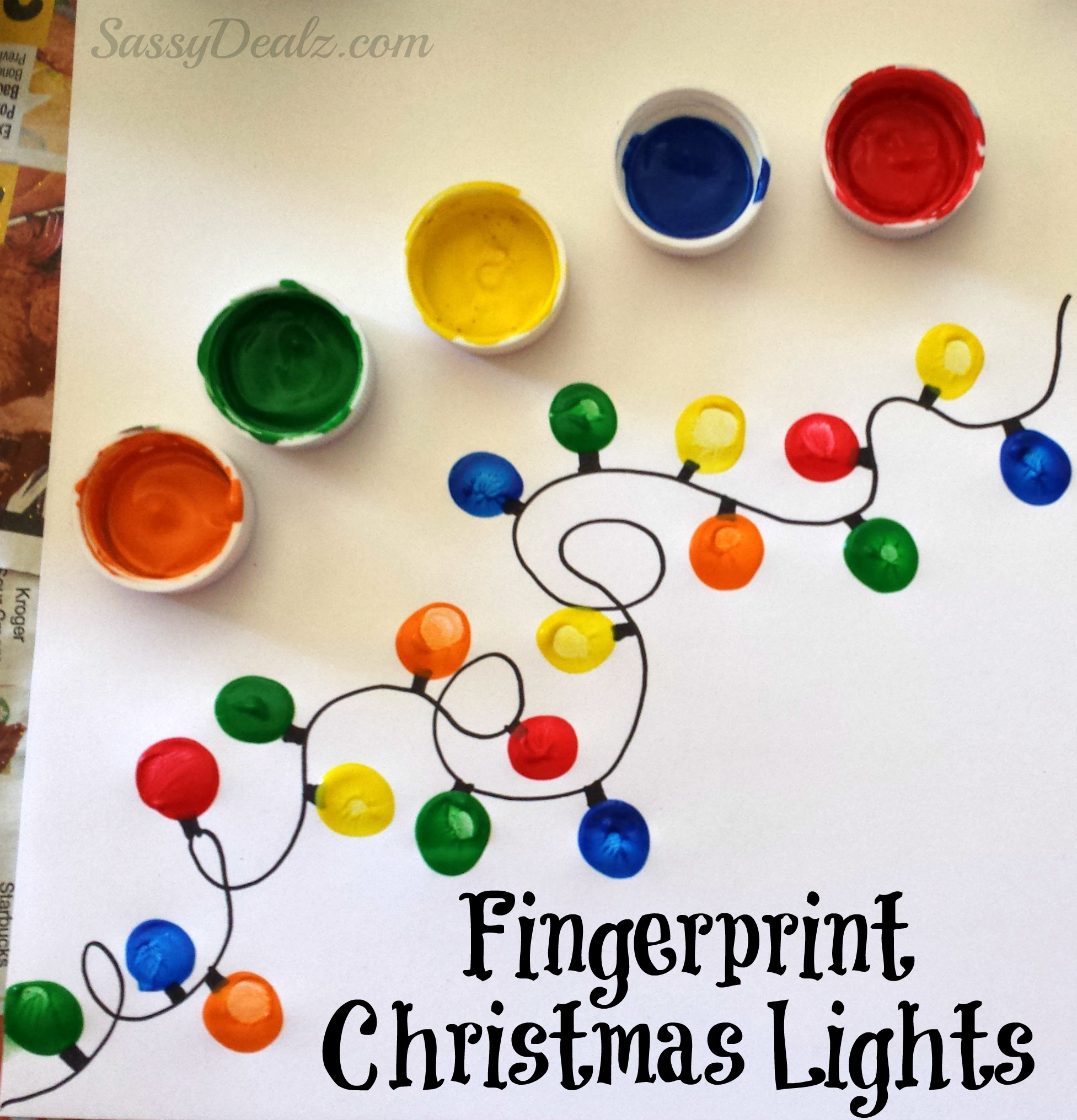 Christmas Lights clipart old style Kids Winter Ideas For Kids
