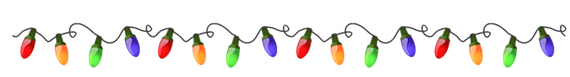 Christmas Lights clipart old style Lights of #43389 #43374