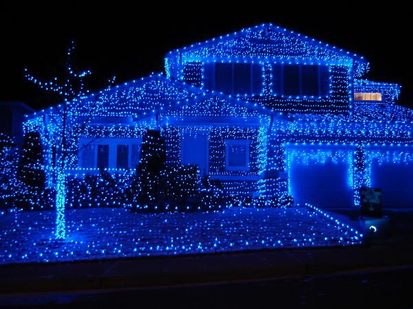 Christmas Lights clipart red and blue Blue christmas 25+ lights Pinterest