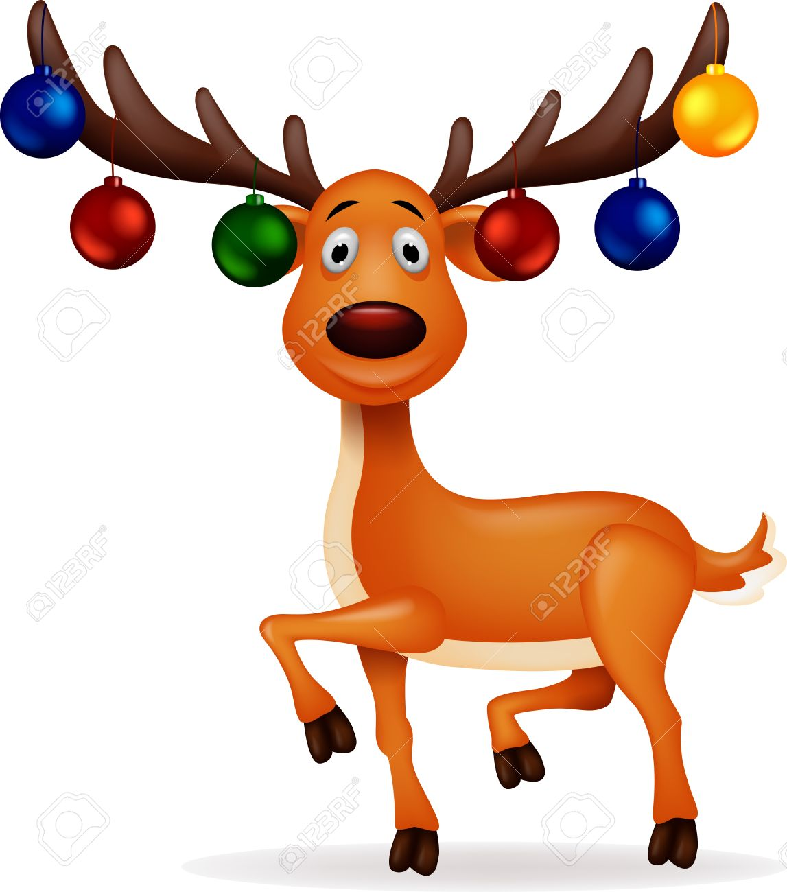 Sanya clipart deer Clipart Collection Funny reindeer Christmas