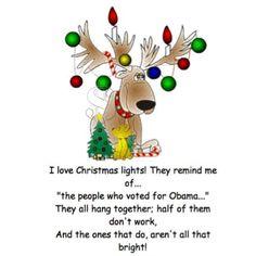 Christmas Lights clipart reminder Washington Obama Lighting the Christmas