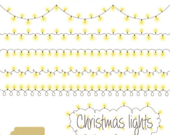 Yellow clipart string light Cliparts clipart Download Ball Clip