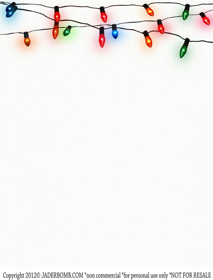 Christmas Lights clipart vintage 25+ Pinterest freeprettyprintables background Christmas