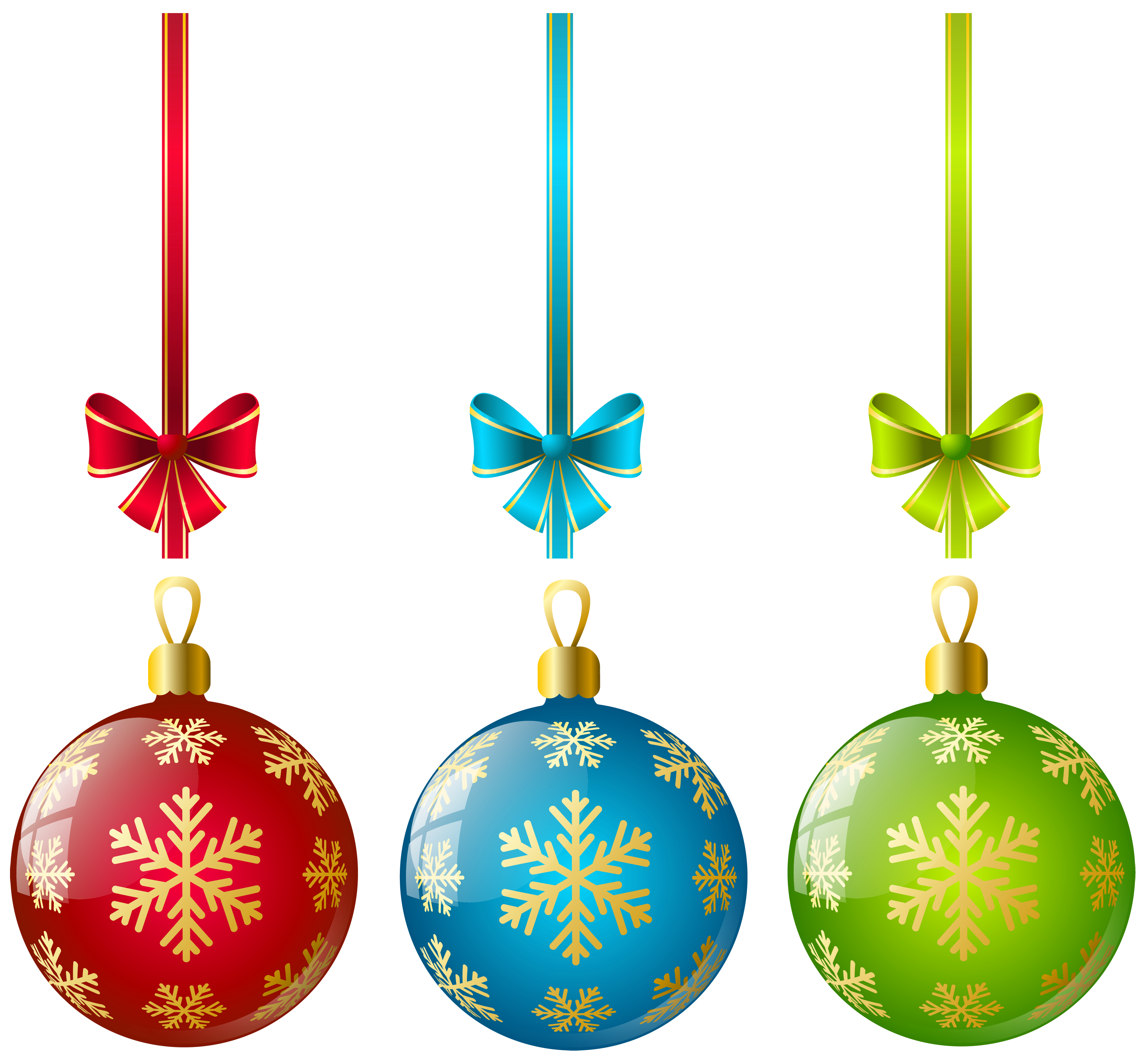 Background clipart christmas decoration Christmas Transparent Ball Large clipart