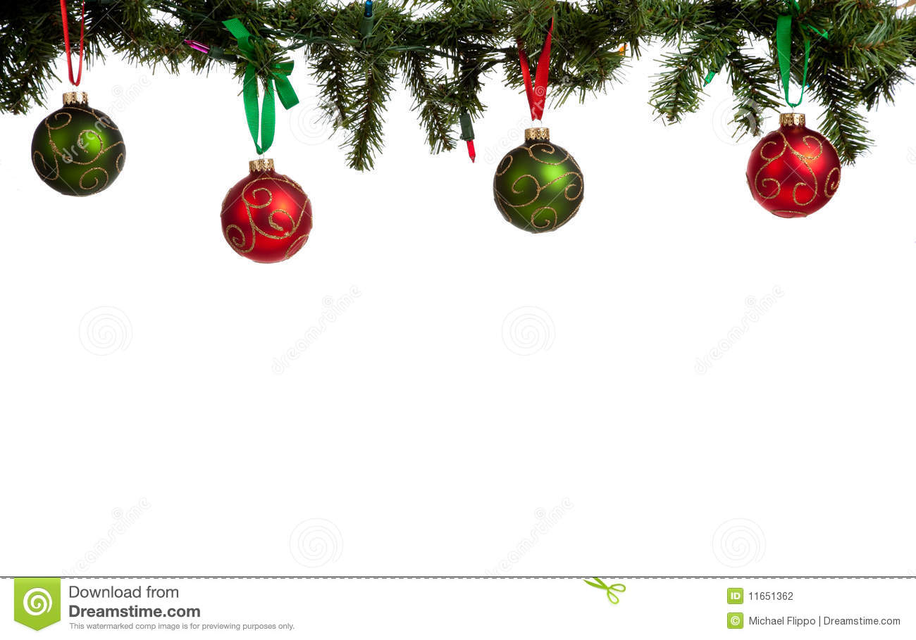 Poinsettia clipart holiday garland Clipart Decorations Christmas Borders Clipart