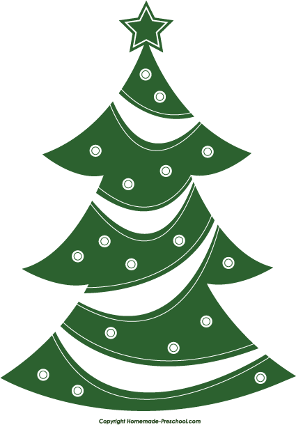 Christmas Ornaments clipart object Free Clipart to Tree Image